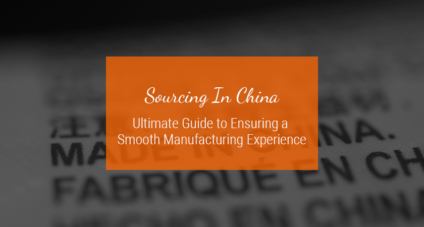 sourcing in china for ecommerce