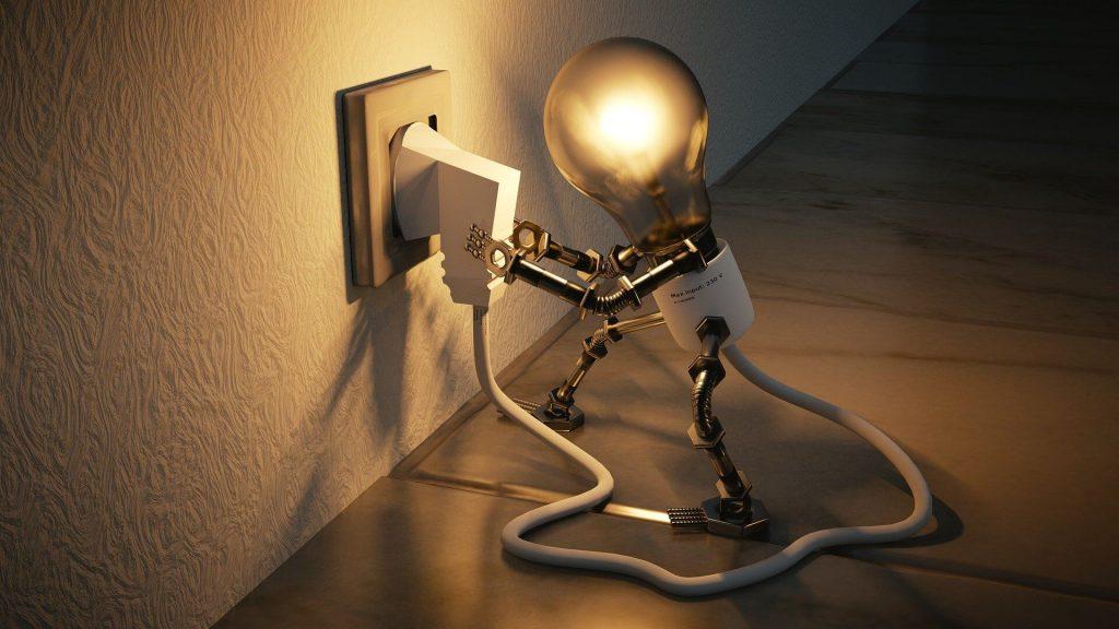 Creative Product Descriptions - Lightbulb guy